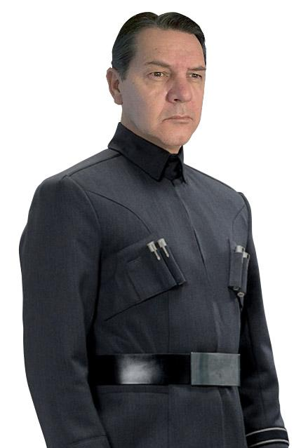 Imperial Officer- Space Bear