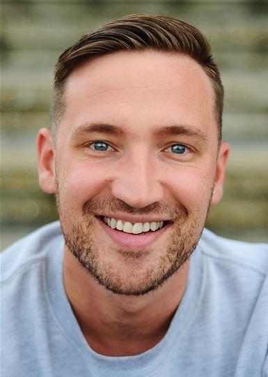 Jake Waring Headshot Smiling