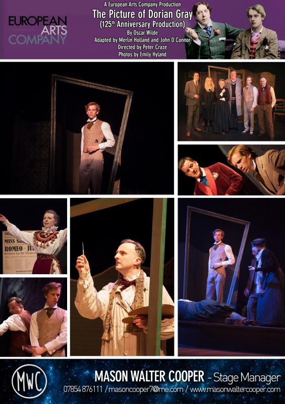 The Picture of Dorian Gray (125th Anniversary Production) - Production Photos