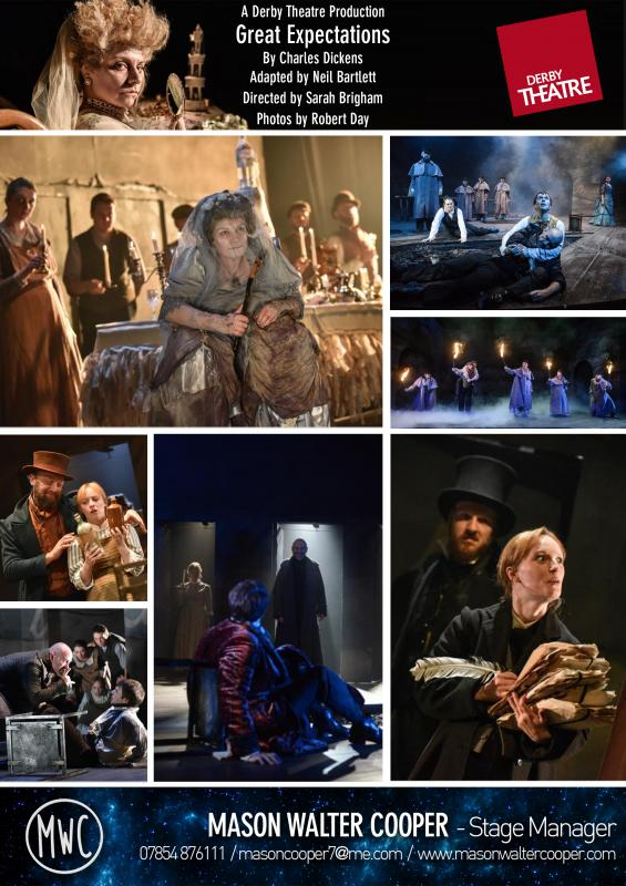 Great Expectations - Production Photos