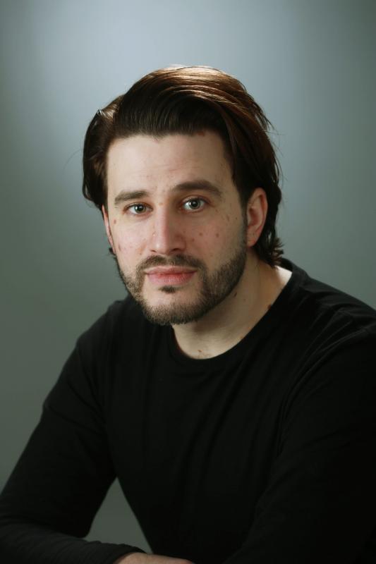 Headshot with beard