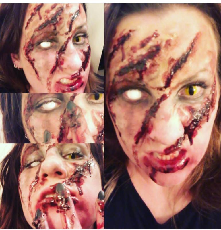 Halloween Fx Work