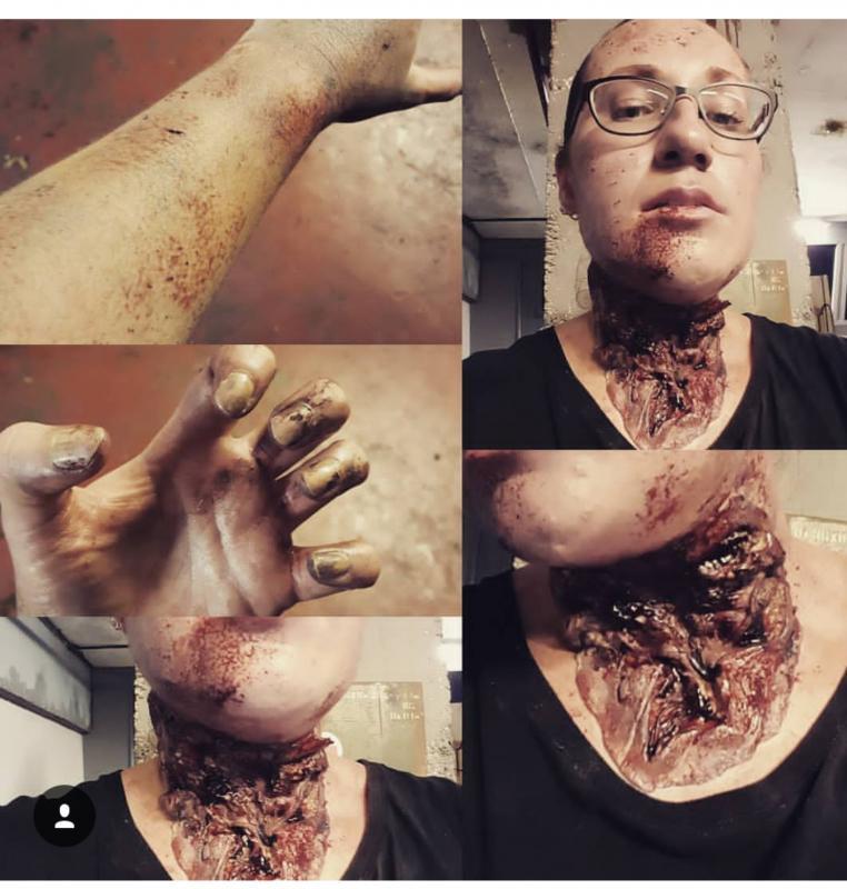 Zombie Fx for Walking Dead Apocalypse