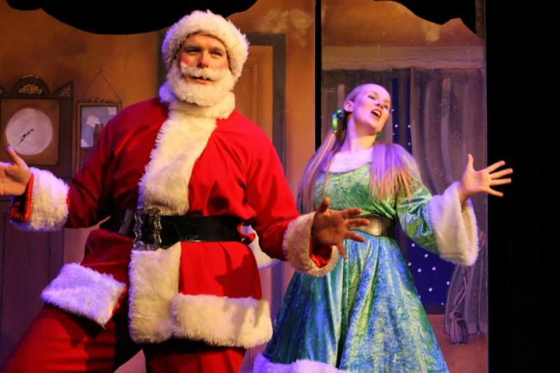 Father Christmas Needs a Wee - UK Theatre Tour