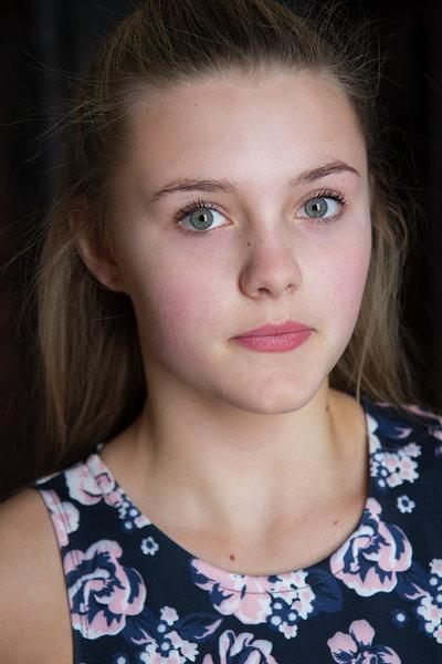 Anya Jurowska Child Actor Newcastle Upon Tyne