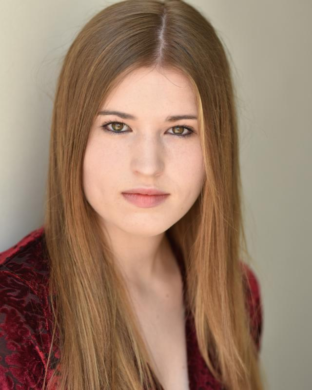 Hannah Jackson Actor Stirling