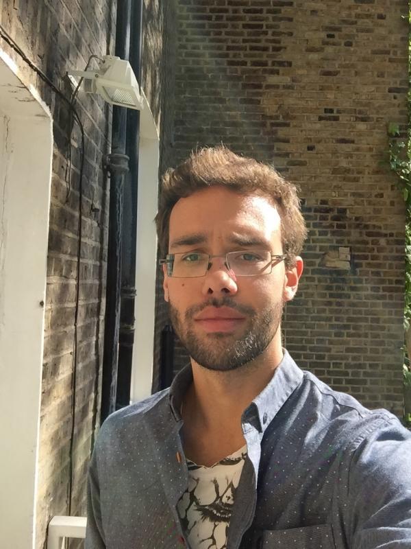 Toby Quickenden Headshot