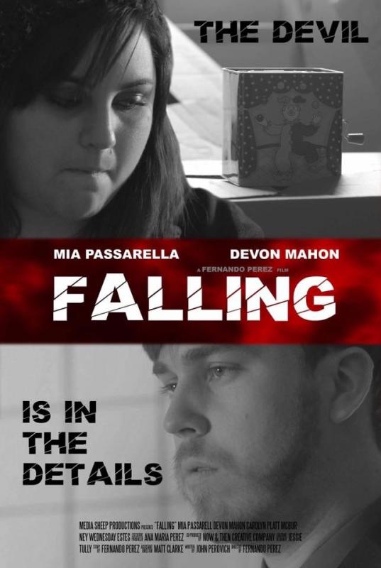 "Poster for ""Falling"" Directed by Fernando Perez"