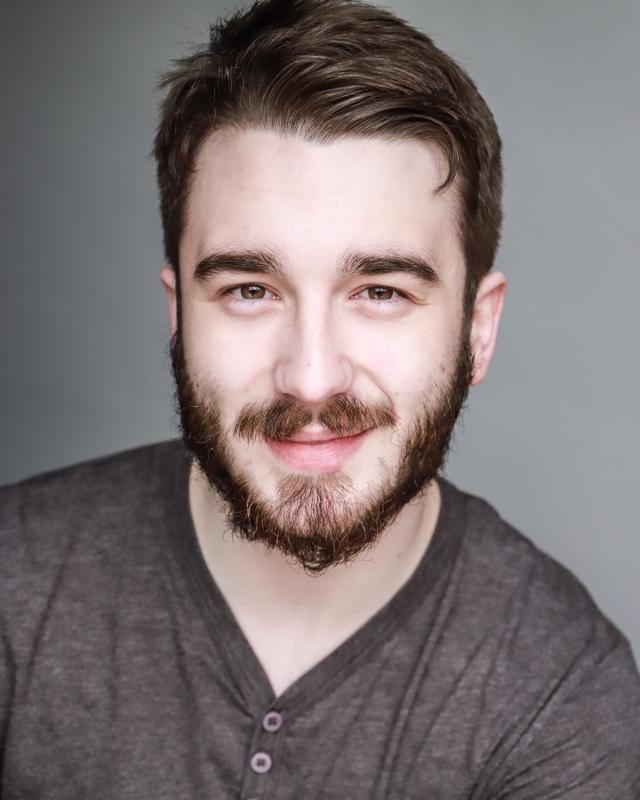 Headshot with Beard