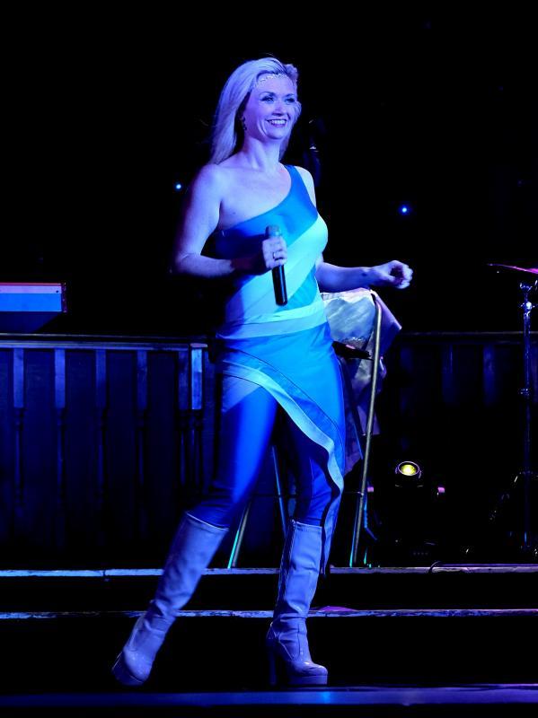 Agnetha Eastbourne Bandstand