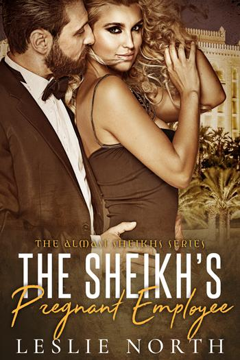 'The Sheikh's Pregnant Employee', Audiobook Title
