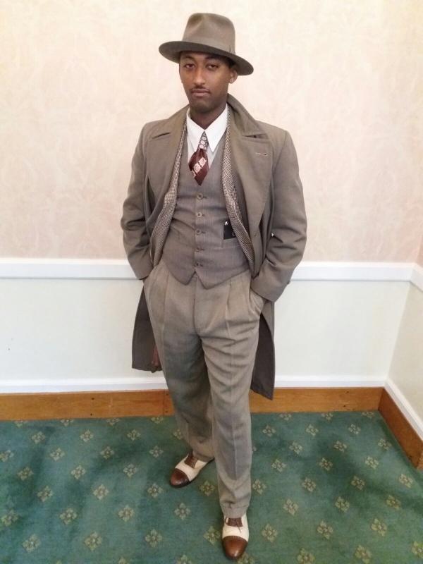 1940s Gentleman