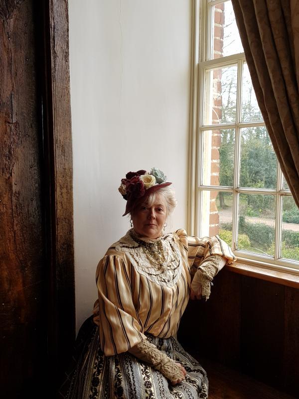 Period Drama Showreel Shoot at Westenhanger Castle
