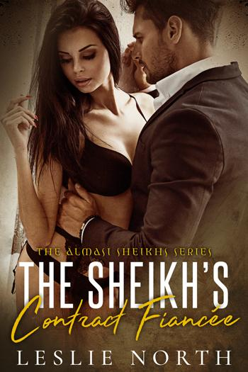 'The Sheikh's Contract Fiancee', Audiobook Title