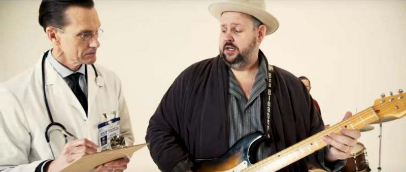 Big Boy Bloater and the LiMiTs - Pills (Official Music Video)