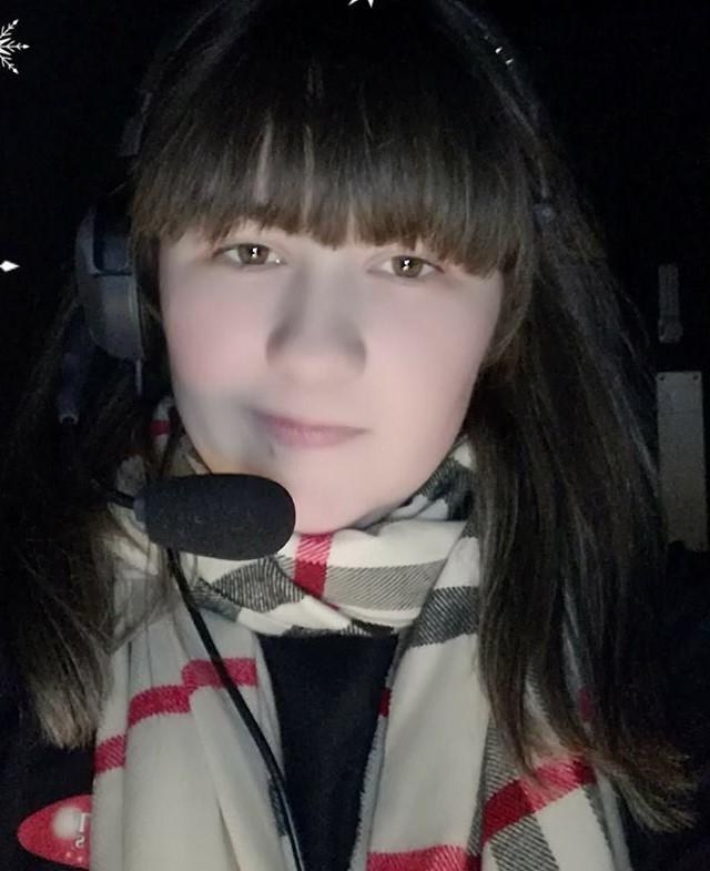 Naomi Baldwin, taken December 2017