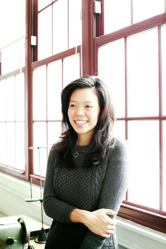Alle Hsu at Pratt (Lily Hsu - Mother's Alma Mater)