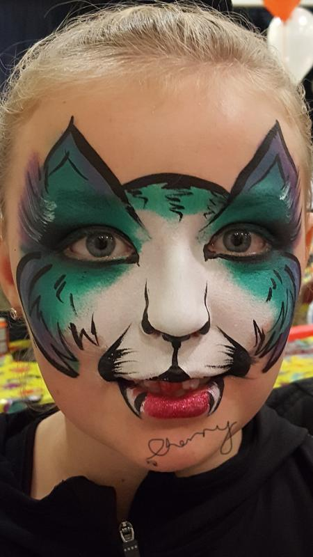 GLASGOW PROFESSIONAL FACE PAINTING