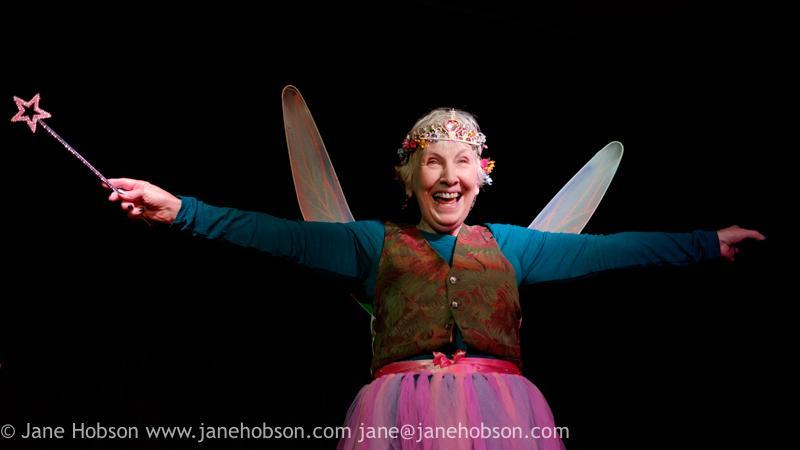 Fairy Bessie (aka Dame June Bloom)