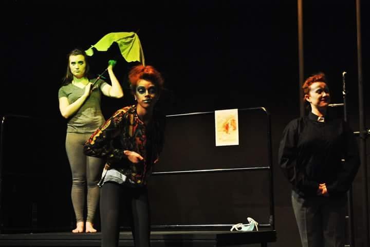 Psychoanalyst in A Dream Play, 2014