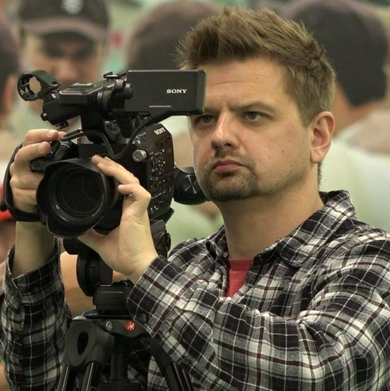 Paul Fawcett Camera Operator