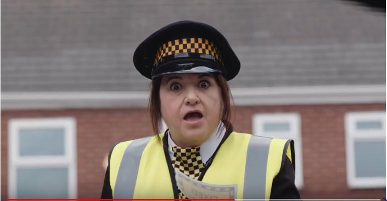 The Traffic Warden