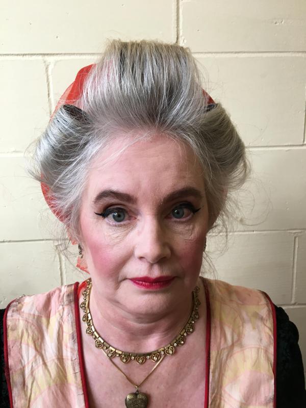 Sandra Prescott as Muriel the Cleaner