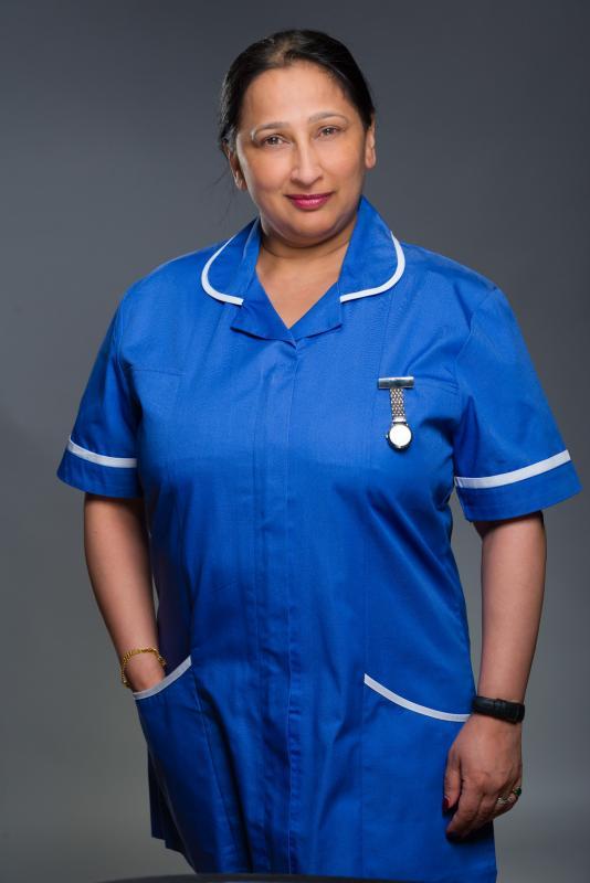 Sonal Dave - Actress - Nurse