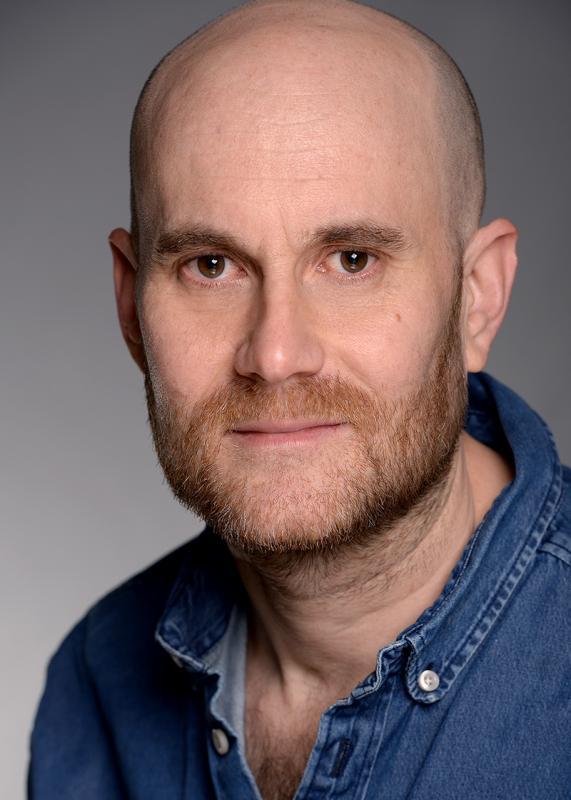 James Leon - headshot