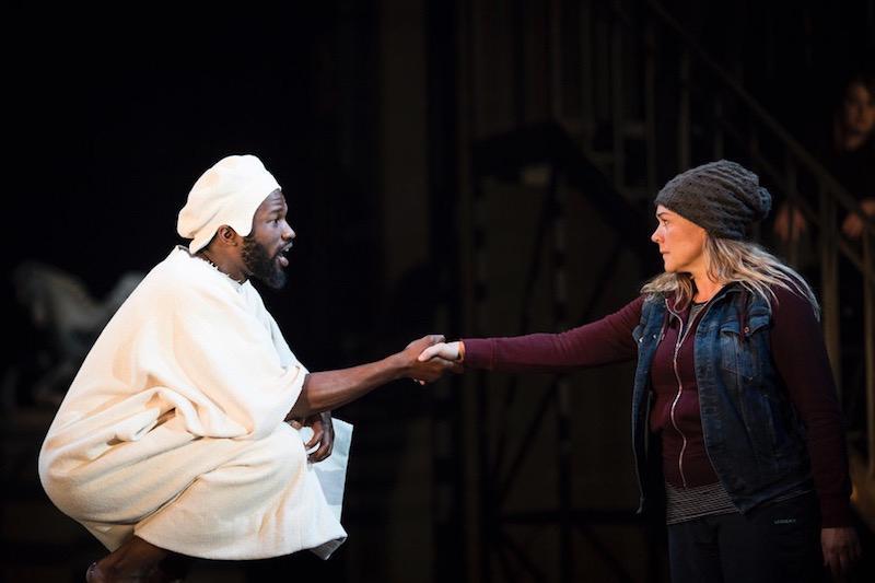 Second Citizen in Coriolanus at the Royal Shakespeare Company