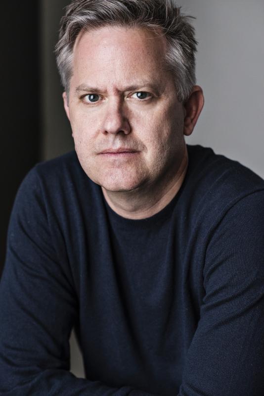 Stephen Mitchell - Headshot