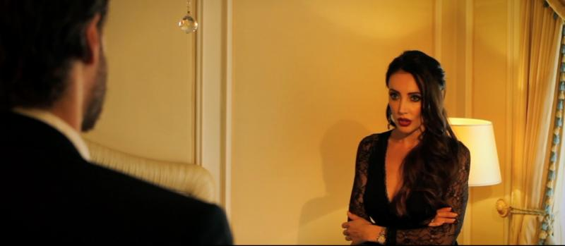 Production still from Deceived
