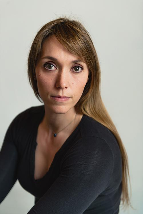 Gemma Bowles Headshot