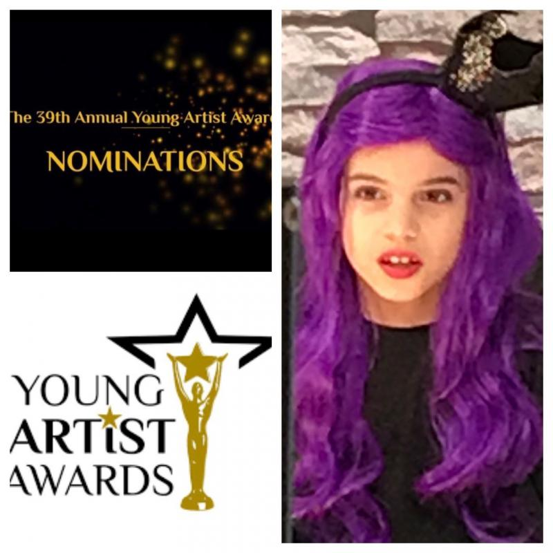Young Artist Award Nomination