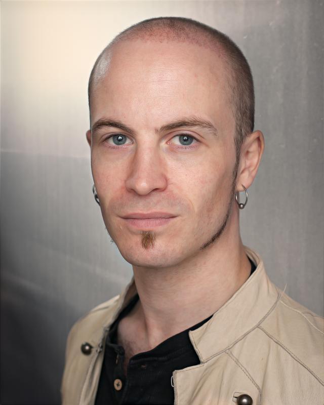 Jason Coyle Standard Headshot