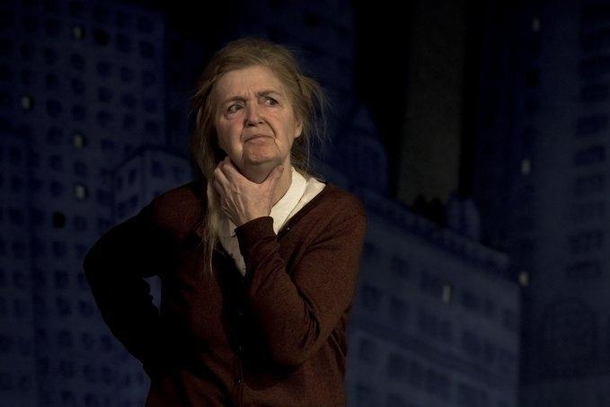 Treas in Brazen. Criterion Theatre