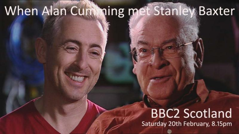 When Alan Cumming Met Stanley Baxter