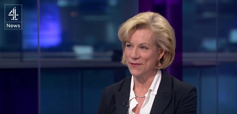 Juliet Steveson Interview Channel 4 News