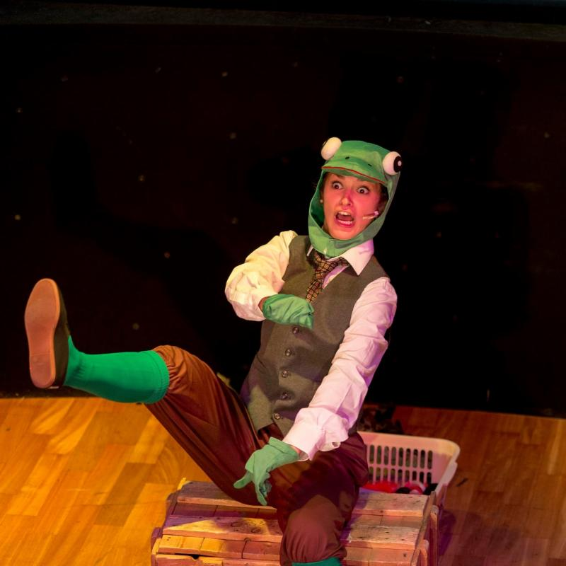 Wind in the Willows - Katch 22
