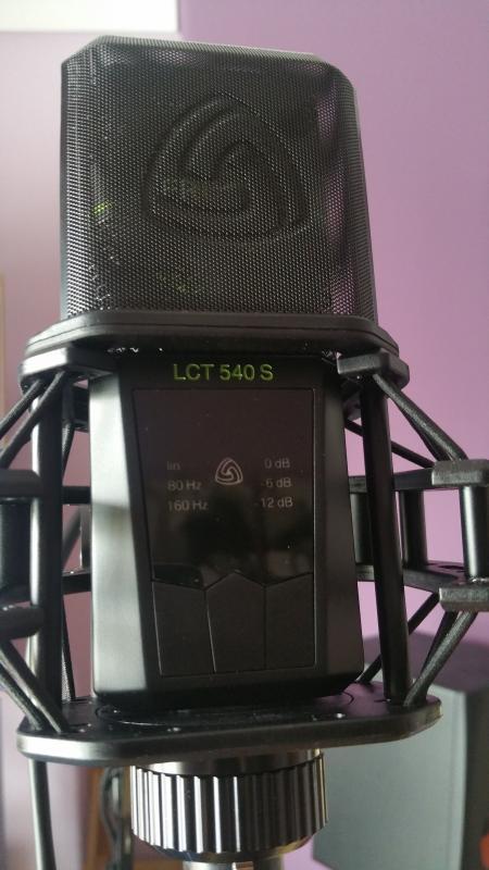 Lewitt LCT 540 Sub Zero microphone - Cutting Edge