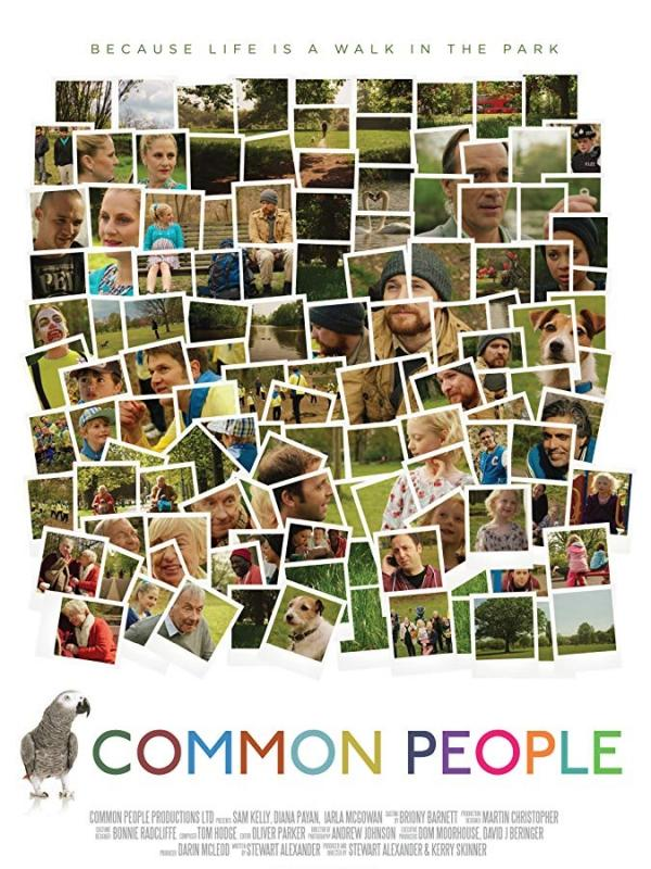 Common People Movie Poster