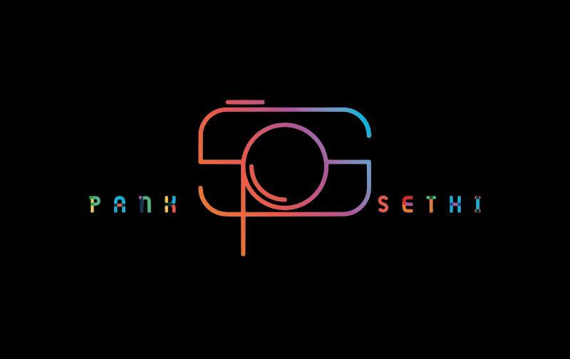 Pank Sethi Photography Logo