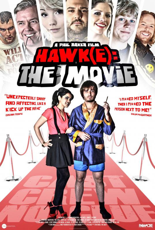 Hawke: The Movie | Poster