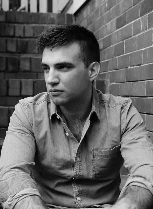Jesse Hyland - Acting Headshot