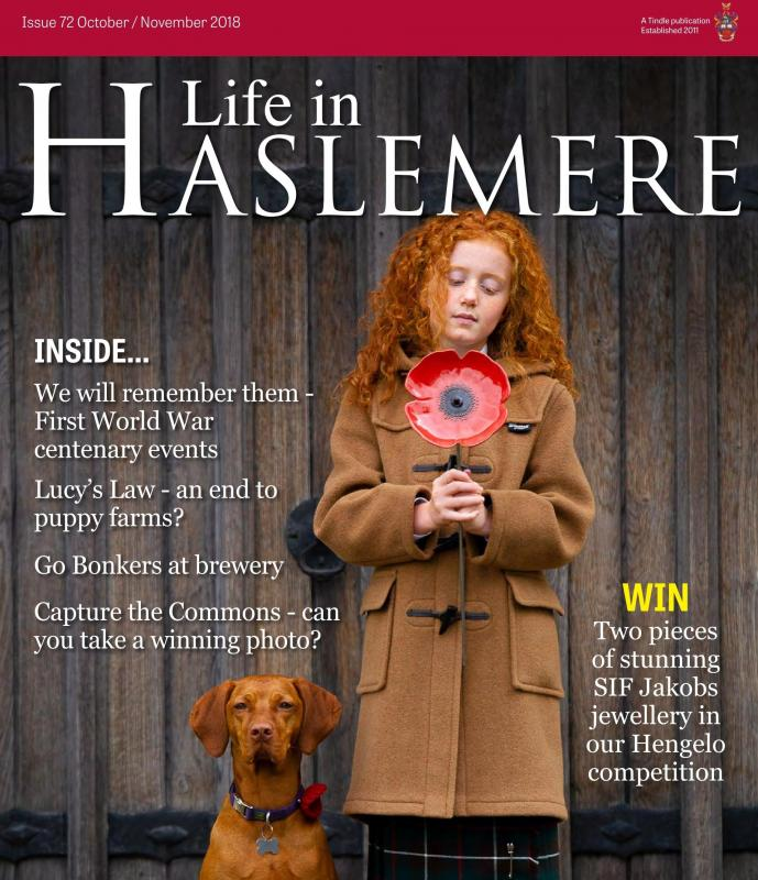 Front Cover of Regional Life Magazine