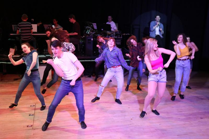 Footloose from Footloose The Musical (Cabaret 2018)