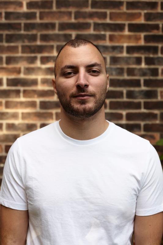 Karim Bayoumi Headshot