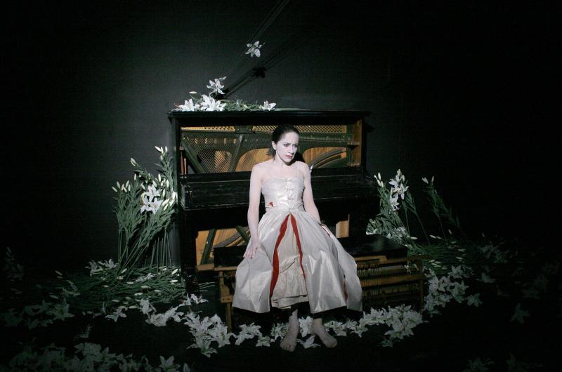 Najlla Kay in Waltz #6, 2005 Greenwich Playhouse