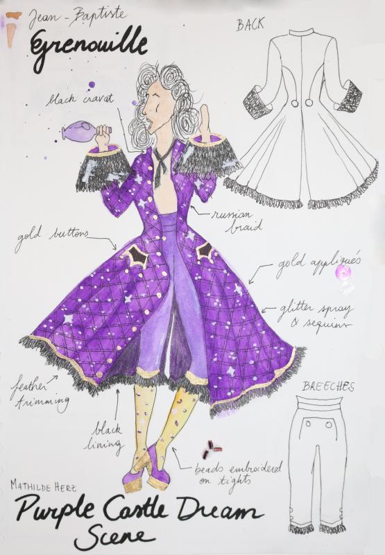 Mathilde Herz, Costume Designer, Costume Maker, Greater Londo...