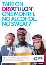 Cancer Research UK Dryathlon